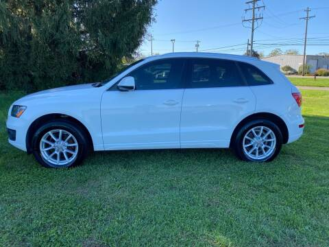 2011 Audi Q5 for sale at Wendell Greene Motors Inc in Hamilton OH