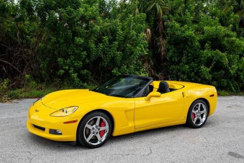 2007 Chevrolet Corvette for sale at Ultimate Autos of Tampa Bay LLC in Largo FL
