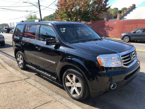 2013 Honda Pilot for sale at Deleon Mich Auto Sales in Yonkers NY