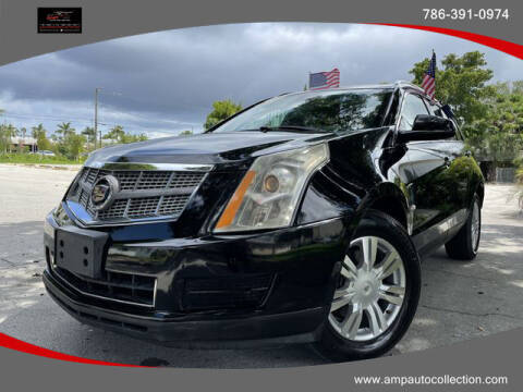 2010 Cadillac SRX for sale at Amp Auto Collection in Fort Lauderdale FL