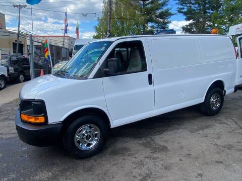 2008 GMC Savana Cargo for sale at White River Auto Sales in New Rochelle NY