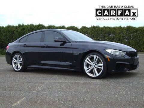 2015 BMW 4 Series for sale at Atlantic Car Company in East Windsor CT