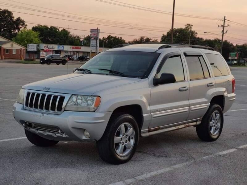 2004 Jeep Grand Cherokee for sale at Loco Motors in La Porte TX