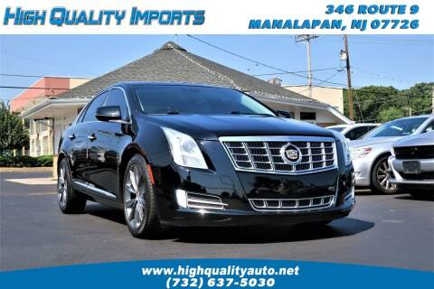 2013 Cadillac XTS for sale at High Quality Imports in Manalapan NJ