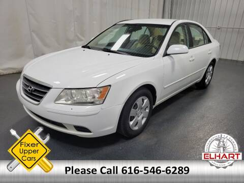 2009 Hyundai Sonata for sale at Elhart Automotive Campus in Holland MI