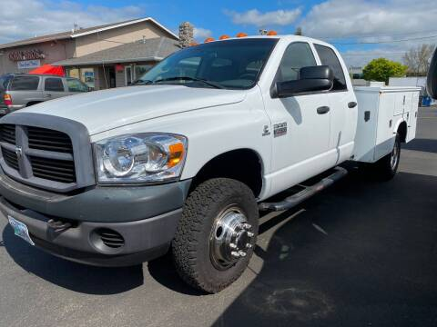 2008 Dodge Ram Chassis 3500 for sale at Dorn Brothers Truck and Auto Sales in Salem OR