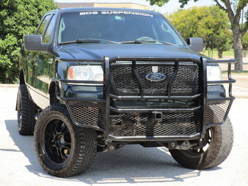 2005 Ford F-150 for sale at Ritz Auto Group in Dallas TX