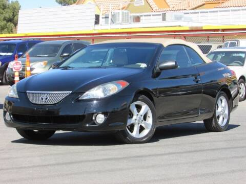 2005 Toyota Camry Solara for sale at Best Auto Buy in Las Vegas NV
