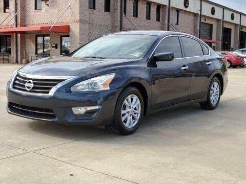 2014 Nissan Altima for sale at Best Auto Sales LLC in Auburn AL