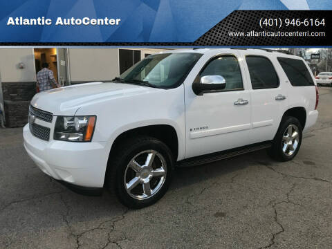 2008 Chevrolet Tahoe for sale at Atlantic AutoCenter in Cranston RI
