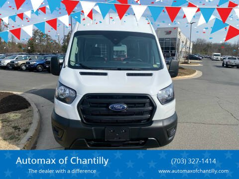 2020 Ford Transit Cargo for sale at Automax of Chantilly in Chantilly VA