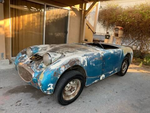 1960 Austin Bugeye Sprite for sale at Dodi Auto Sales in Monterey CA