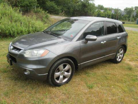 2008 Acura RDX for sale at Peekskill Auto Sales Inc in Peekskill NY