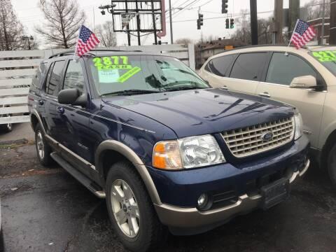 2004 Ford Explorer for sale at Klein on Vine in Cincinnati OH