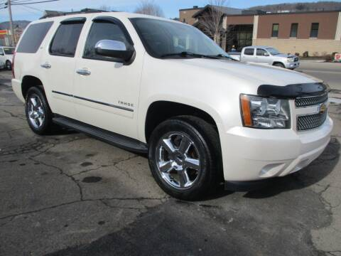 2014 Chevrolet Tahoe for sale at Car Depot Auto Sales in Binghamton NY