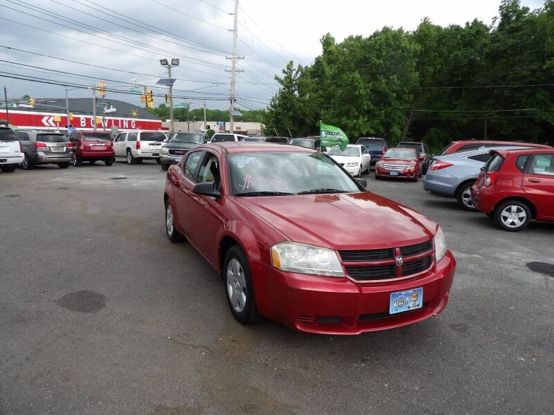 2010 Dodge Avenger for sale at United Auto Land in Woodbury NJ