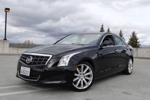 2015 Cadillac ATS for sale at BAY AREA CAR SALES 2 in San Jose CA