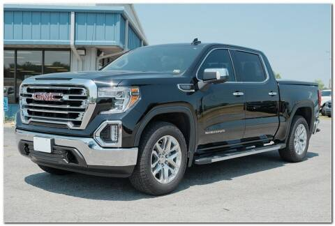 2020 GMC Sierra 1500 for sale at STRICKLAND AUTO GROUP INC in Ahoskie NC