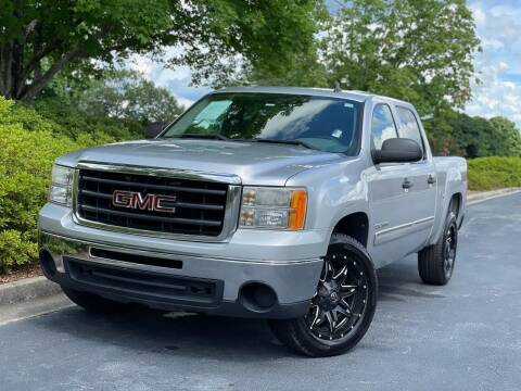 2011 GMC Sierra 1500 for sale at William D Auto Sales in Norcross GA