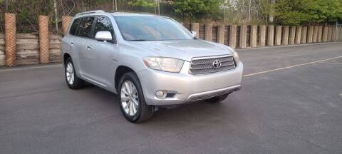 2008 Toyota Highlander Hybrid for sale at U.S. Auto Group in Chicago IL