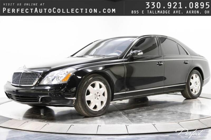 2004 Maybach 57 for sale in Akron, OH