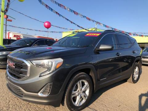 2018 GMC Terrain for sale at 1st Quality Motors LLC in Gallup NM