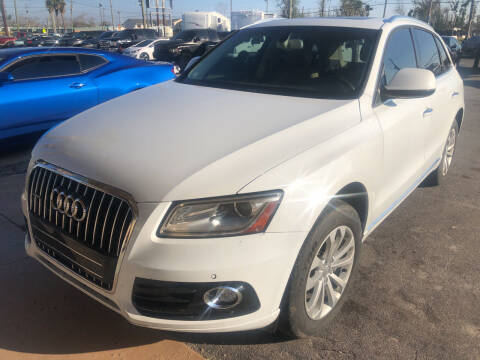 2015 Audi Q5 for sale at Outdoor Recreation World Inc. in Panama City FL