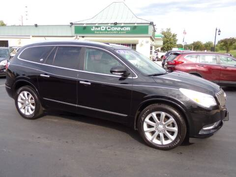 2016 Buick Enclave for sale at Jim O'Connor Select Auto in Oconomowoc WI