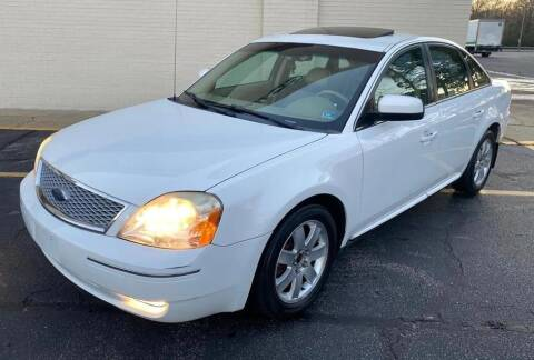 2007 Ford Five Hundred for sale at Carland Auto Sales INC. in Portsmouth VA