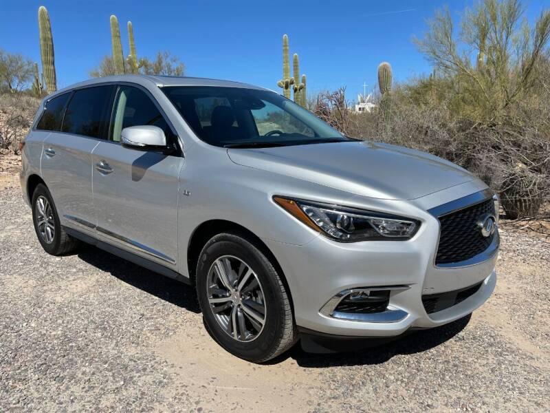 2020 Infiniti QX60 for sale at Auto Executives in Tucson AZ