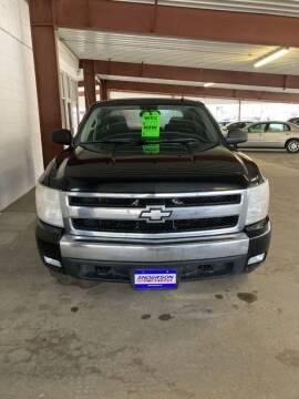 2008 Chevrolet Silverado 1500 for sale at Anderson Motors in Scottsbluff NE