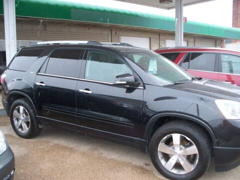 2011 GMC Acadia for sale at North Metro Auto Sales in Cambridge MN