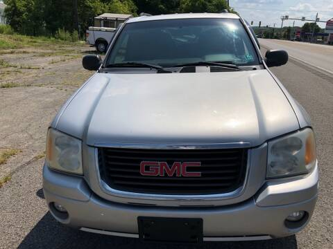 2004 GMC Envoy for sale at Stan's Auto Sales Inc in New Castle PA