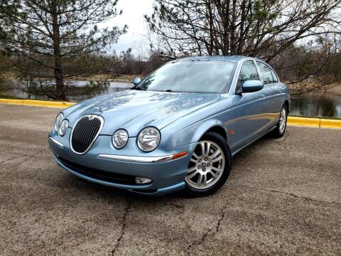 2003 Jaguar S-Type for sale at Excalibur Auto Sales in Palatine IL