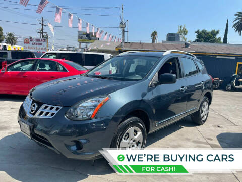 2015 Nissan Rogue Select for sale at FJ Auto Sales North Hollywood in North Hollywood CA