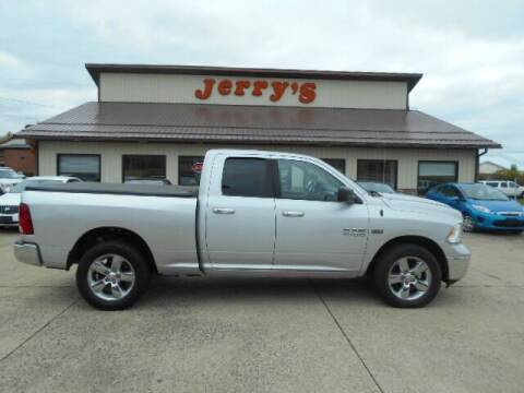 2014 RAM Ram Pickup 1500 for sale at Jerry's Auto Mart in Uhrichsville OH