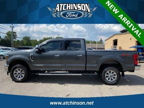 2019 Ford F-350 Super Duty for sale at Atchinson Ford Sales Inc in Belleville MI