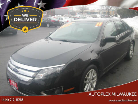 2011 Ford Fusion for sale at Autoplex 3 in Milwaukee WI