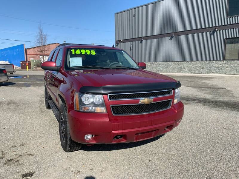 2007 Chevrolet Tahoe for sale at ALASKA PROFESSIONAL AUTO in Anchorage AK