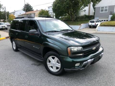 2003 Chevrolet TrailBlazer for sale at Giordano Auto Sales in Hasbrouck Heights NJ