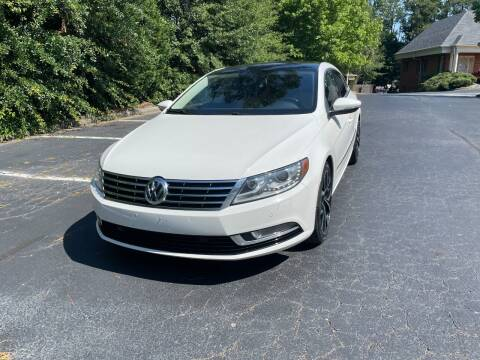 2013 Volkswagen CC for sale at SMT Motors in Roswell GA