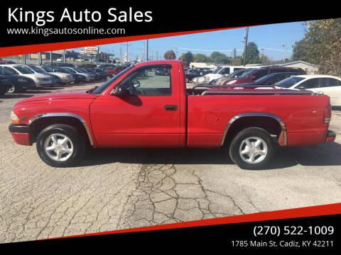 1997 Dodge Dakota for sale at Kings Auto Sales in Cadiz KY