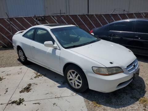 2001 Honda Accord for sale at Straightforward Auto Sales in Omaha NE