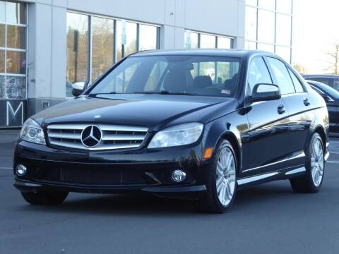 2008 Mercedes-Benz C-Class for sale at Loudoun Motor Cars in Chantilly VA