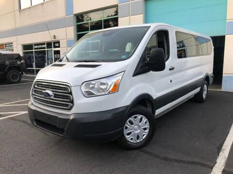 2018 Ford Transit Passenger for sale at Best Auto Group in Chantilly VA