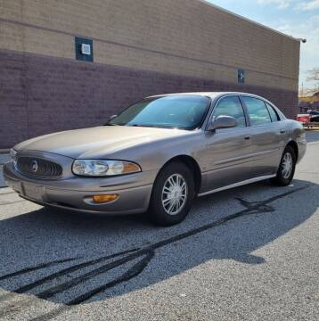 2002 Buick LeSabre for sale at NeoClassics in Willoughby OH