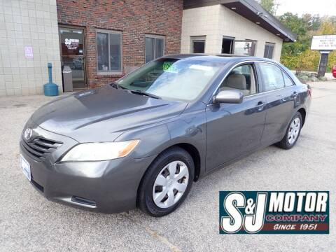 2007 Toyota Camry for sale at S & J Motor Co Inc. in Merrimack NH