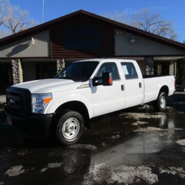2014 Ford F-250 Super Duty for sale at PRIME RATE MOTORS in Sheridan WY
