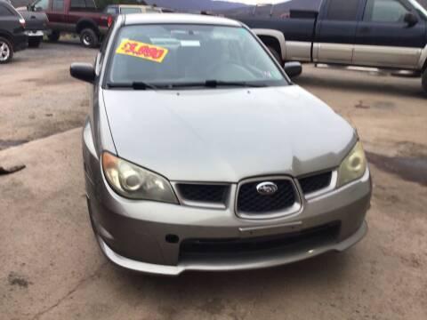 2006 Subaru Impreza for sale at Troys Auto Sales in Dornsife PA