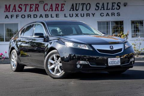 2012 Acura TL for sale at Mastercare Auto Sales in San Marcos CA